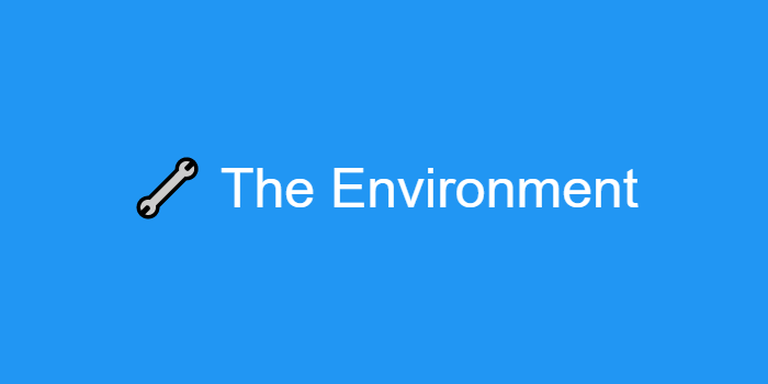 The Environment - 2019. 06. 23. Thumbnail