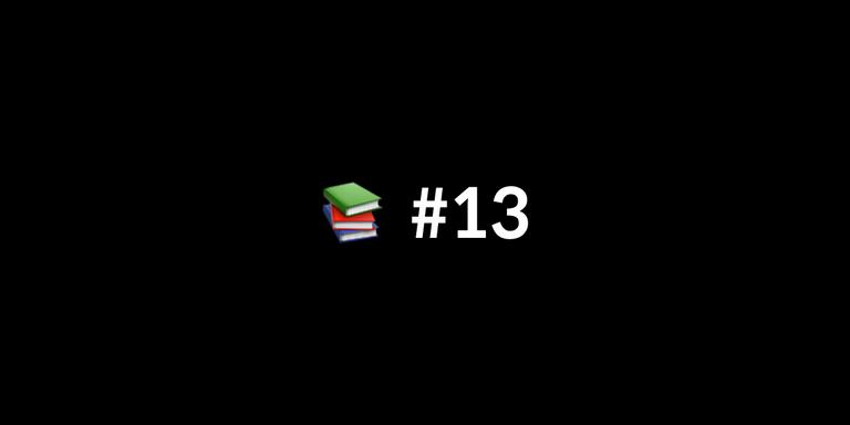 📚 한 주간 본 IT 글, 영상 아카이브 #13 Thumbnail