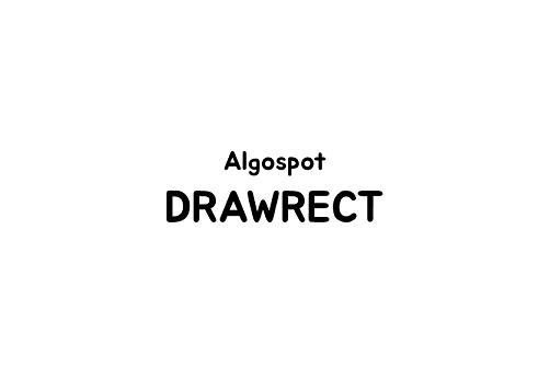 DRAWRECT