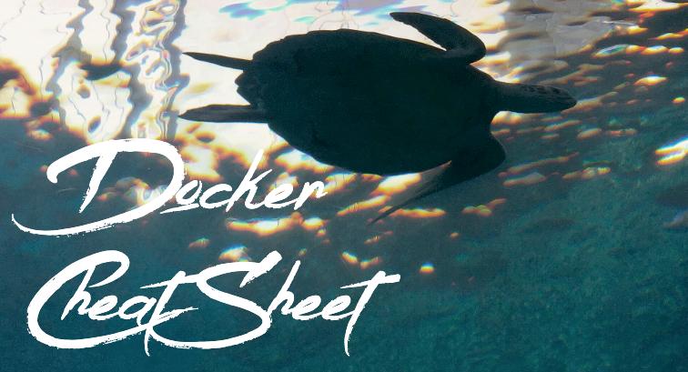 🐳 Docker Cheat Sheet Thumbnail