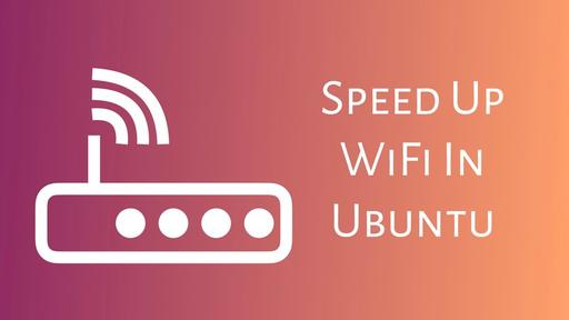 Ubuntu Linux에서 Wifi 속도가 아주 느려질 때 해결방법