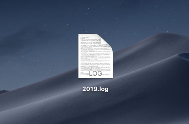 2019.log Thumbnail